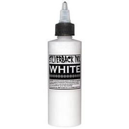 White - 4oz Bottle