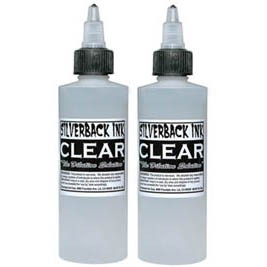 CLEAR - 8oz Bottle