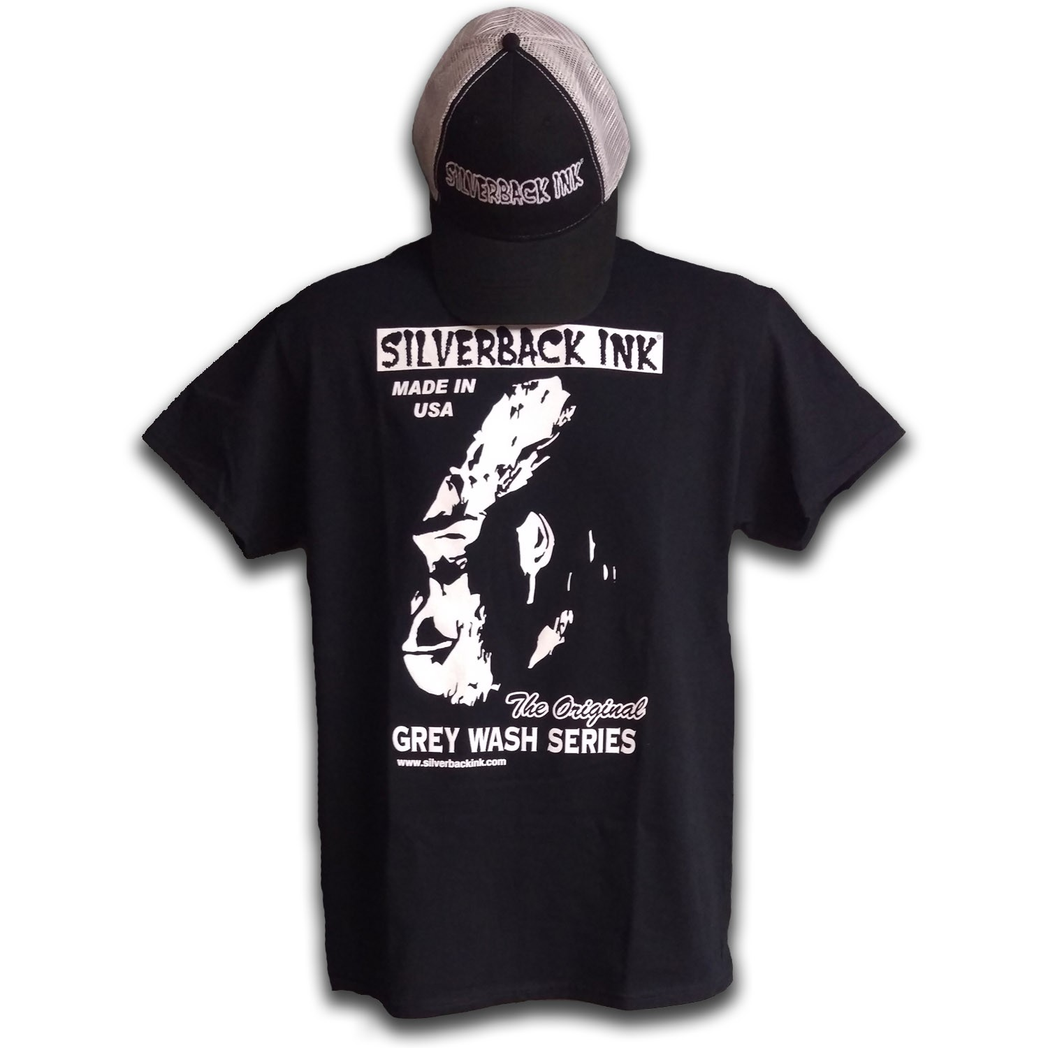 Silverback Ink® Official Men's T-shirt