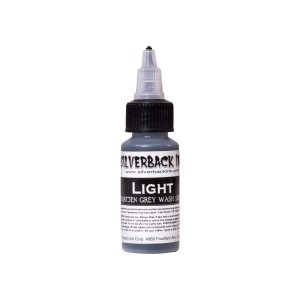 Light Th1rt3en Grey Wash 1oz Bottle