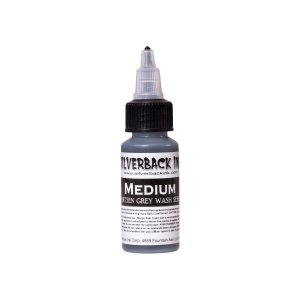 Medium Th1rt3en Grey Wash 1oz Bottle